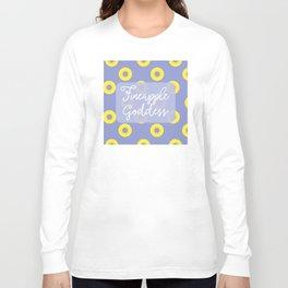 Fineapple Goddess Long Sleeve T-shirt