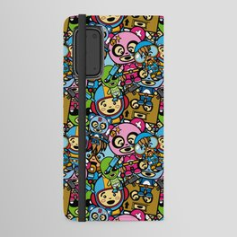 Cosplay Love Android Wallet Case