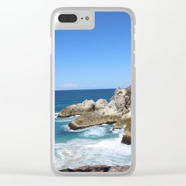 North Stradbroke Island Australia Clear iPhone Case