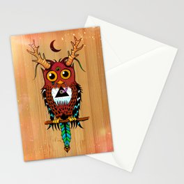 Ever watchful Stationery Cards