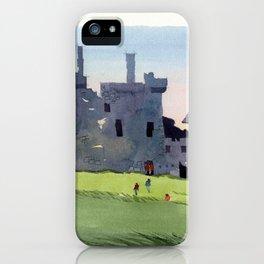 Kilchurn Castle, Scottish Highlands iPhone Case