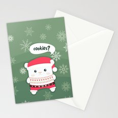 cookies? Stationery Cards