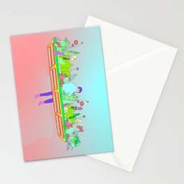 blooming again Stationery Cards