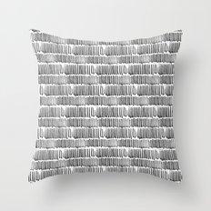 CAL STROKE Throw Pillow