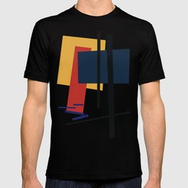 Tribute to K. Malevich (n.1) T-shirt
