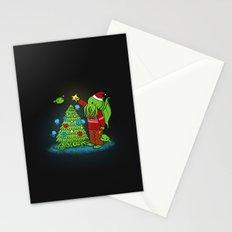 Cthulhu's Happy Holidays Stationery Cards