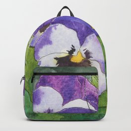 Pansy Faery Backpack