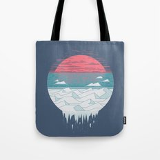 The Great Thaw Tote Bag