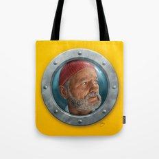 Steve Zissou Tote Bag
