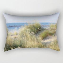 Beach Dunes Rectangular Pillow