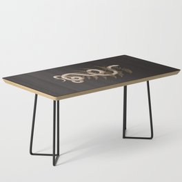 The Snake and Fern Coffee Table