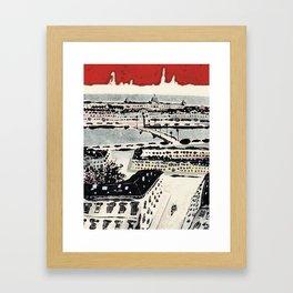White Nights #2 Framed Art Print
