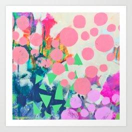 Block 3 Art Print