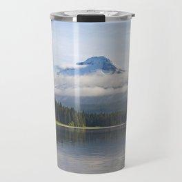 Morning at Mt. Hood Travel Mug