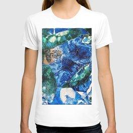 Baby Manatee taking a swim, Tiny World Environmental.jpg T-shirt