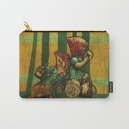 The Fox and the Girl Carry-All Pouch