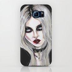 Taylor Momsen #rockrules Galaxy S6 Slim Case