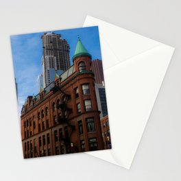 Gooderham Building in Toronto Stationery Cards