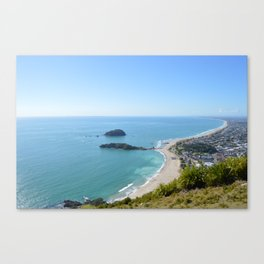 The Mount Canvas Print
