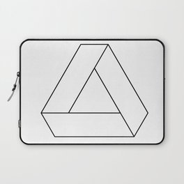 Triangle Part 4 Laptop Sleeve