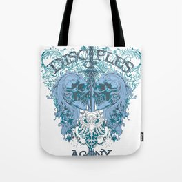 Disciples of agony Tote Bag