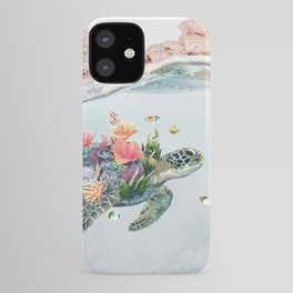 Coral Turtle • Save the Planet iPhone Case