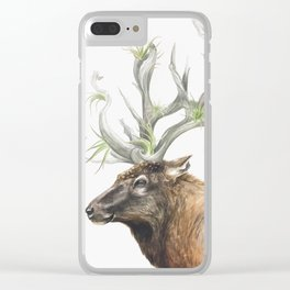 Air Plantlers Clear iPhone Case