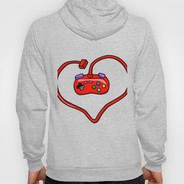 joystick heart Hoody