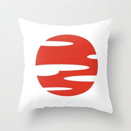 Samurai Champloo- Sunset Throw Pillow