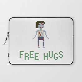 free hugs 4 Laptop Sleeve
