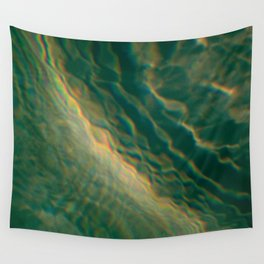 Tsunami Wall Tapestry