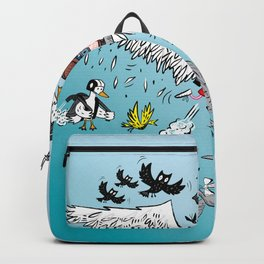 Learning To Fly Backpack