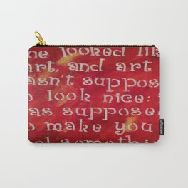 Eleanor & Park Carry-All Pouch