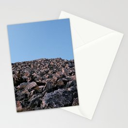Medicine Bow Boulder Field Stationery Cards