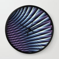 fifth harmony Wall Clocks featuring Harmony. by Assiyam