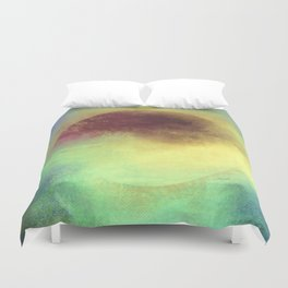 Circle Composition III Duvet Cover