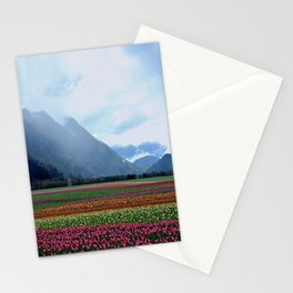 Carpet of Tulips Stationery Cards