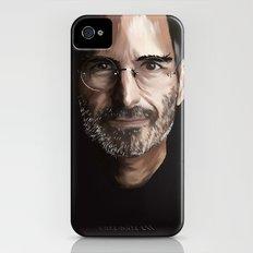 Steve Jobs iPhone (4, 4s) Slim Case