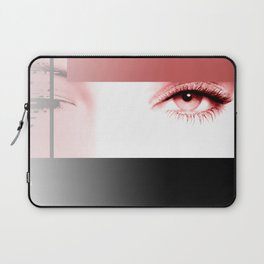 Beauty Queen Laptop Sleeve