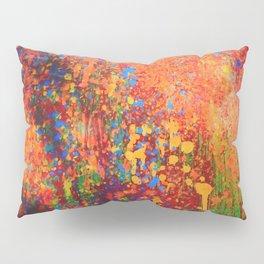 Splatter Pillow Sham
