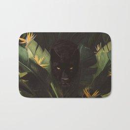 Hello Panther! Bath Mat