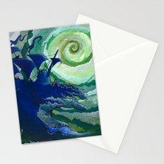 Rage Against Poseidon Stationery Cards