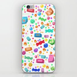 A grown up's dinner iPhone Skin