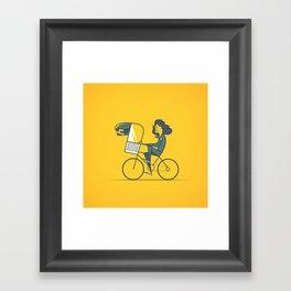 A.L.I.E.N. Framed Art Print