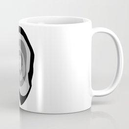 Star Trek Head Silhouettes Coffee Mug