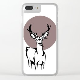 See Past You Clear iPhone Case