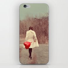 You've Gotta Have Heart iPhone & iPod Skin