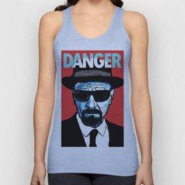 DANGER Unisex Tank Top