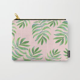 Shake Your Palm Palms - Palm Leaf Quote Carry-All Pouch