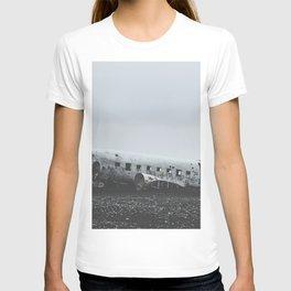 Sólheimasandur Plane Wreck, Iceland T-shirt